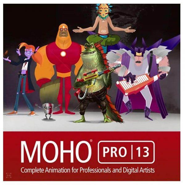 Smith Micro Moho Pro 13.5 Crack + Keygen Latest Download
