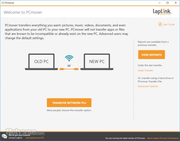 PCmover Professional 12.0.0.58851 Crack & Keygen