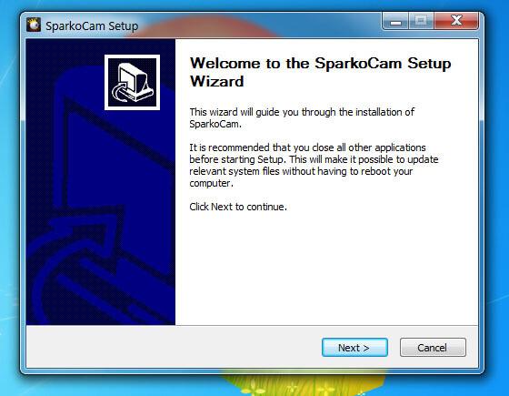 SparkoCam 2.7.3 Crack & Serial Key Full