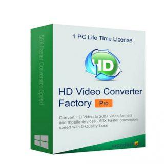 Wonderfox HD Video Converter Factory Pro 22.1 Crack & Serial Key Download