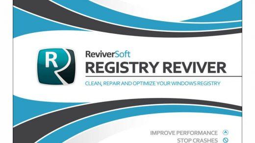 ReviverSoft Registry Reviver 4.23.1.6 Crack & Key Full Download