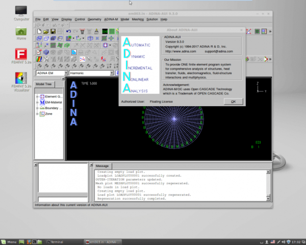 ADINA System 9.6.3 Crack With License Key 2021 Free Download
