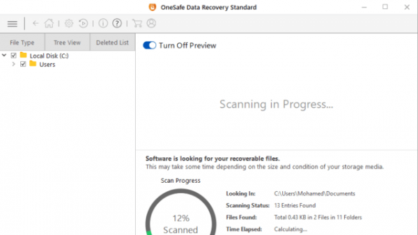 OneSafe Data Recovery Professional 9