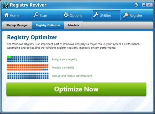 ReviverSoft Registry Reviver 4.23.1.6 Crack & Key