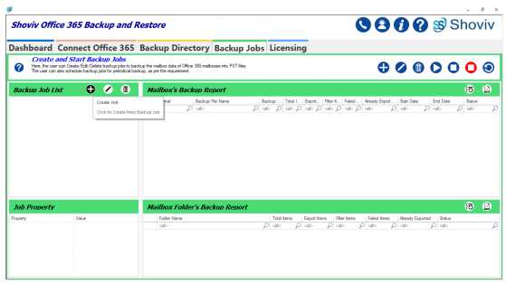 Shoviv Office 365 Backup and Restore Crack v19.10 & Key Download