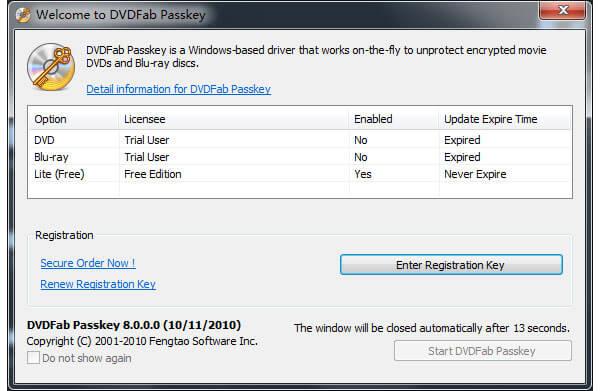 DVDFab Passkey 9.4.1.3 Crack [Patch] Full Registration
