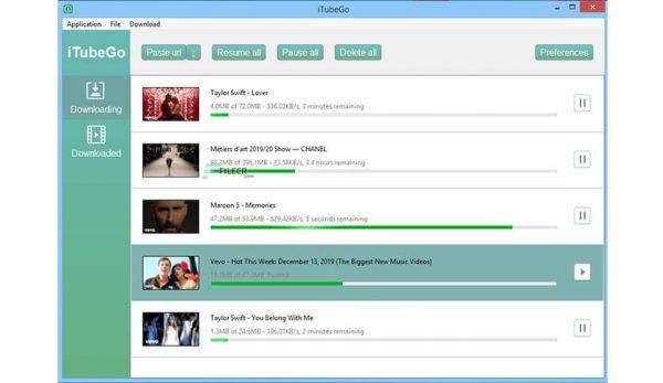 iTubeGo YouTube Downloader 4