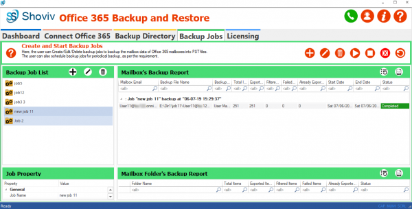 Shoviv Office 365 Backup and Restore Crack v19.10 & Key