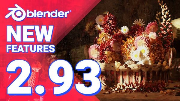 Blender 2.93 Crack 2021 Latest Version Full Free