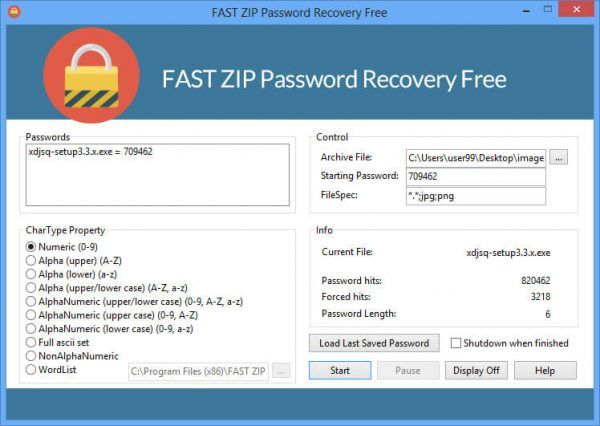 ZIP Password Recovery 2.1.2.0 Crack & Registration Key 2021