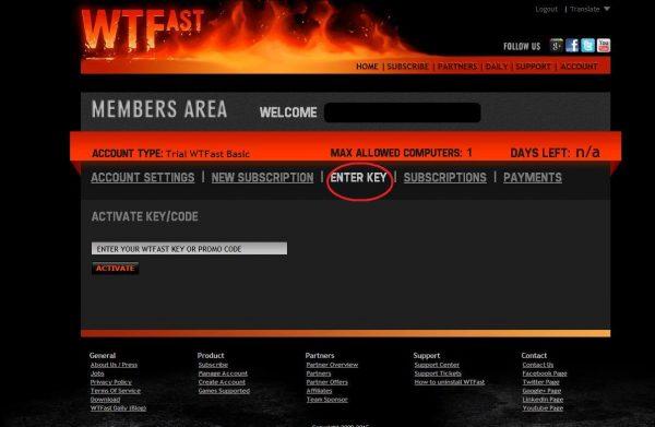 WTFAST 4.16.0.1903 Crack & Activation Key 2021 Free