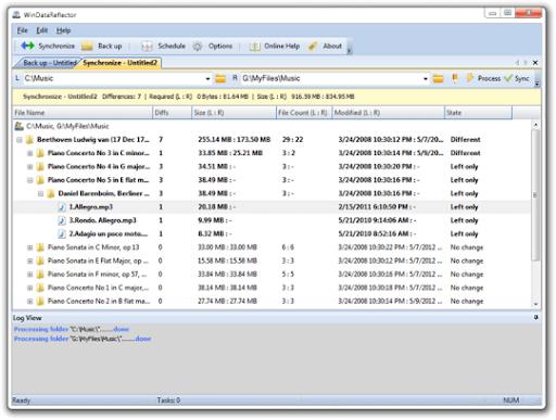 WinDataReflector Crack v3.6.3