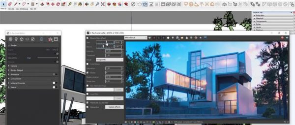 VRay Next 5.10.02 For SketchUp