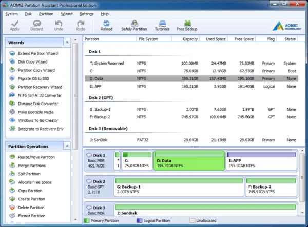 AOMEI Partition Assistant Crack 9.3 + License Key Download