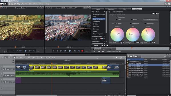 MAGIX Video Pro Crack X13 v19.0.1.106 & Serial Key