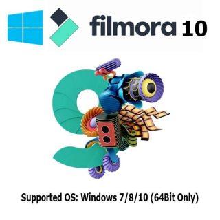 Wondershare Filmora Crack 10.4.2.2 & Key Full Download [Latest]