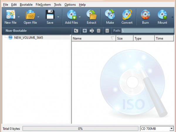 WinISO 6.4.1.6137 Free Download