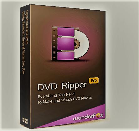 WonderFox DVD Ripper Pro 18.5 & Serial Key Download [Latest]