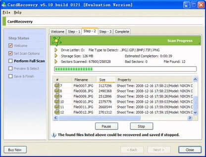 CardRecovery 6.30 Build 0216 Crack