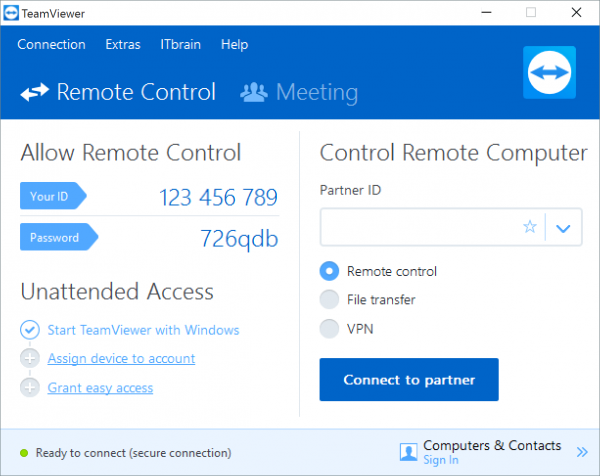TeamViewer 15.19.3 Patch + License Crack All Editions Free