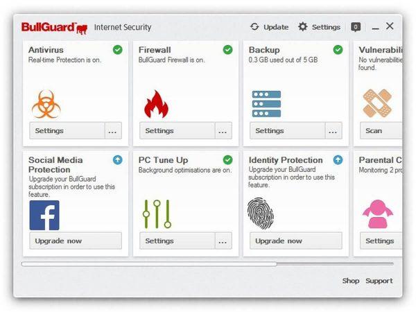 Bullguard Antivirus Crack v21.0.385.9