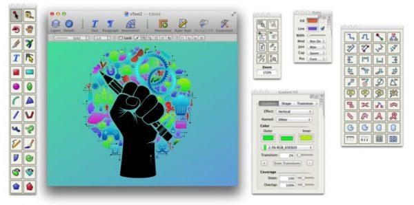 EazyDraw v10 Mac Crack Full Version