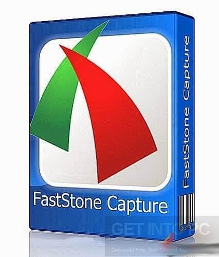 FastStone Capture Crack 9.6