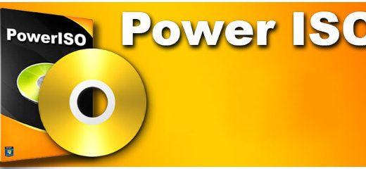 PowerISO Crack 8.0 & Serial Key Free Download {Latest}