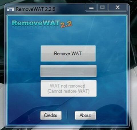 RemoveWat 2.2.7 Activator
