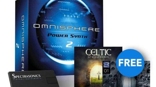 Omnisphere Crack v2.6.3 + Full Version Free Download [Latest]
