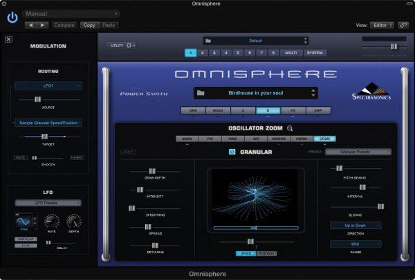 Omnisphere Crack v2.6.3 Download