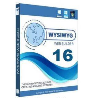 WYSIWYG Web Builder 16.3.1 Crack & License Key 2021 Free Download