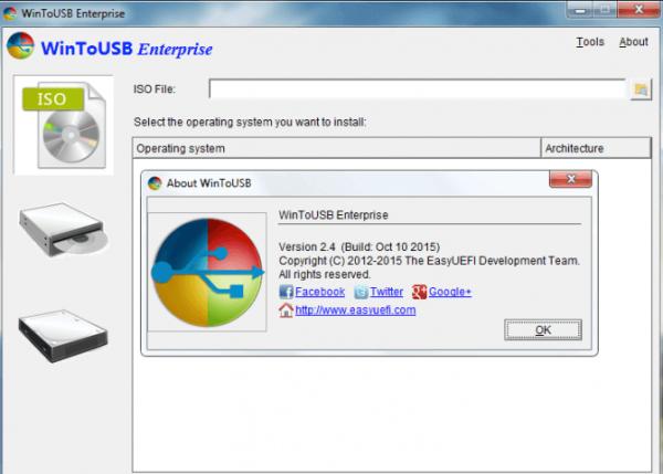 WinToUSB Enterprise Crack 6.1