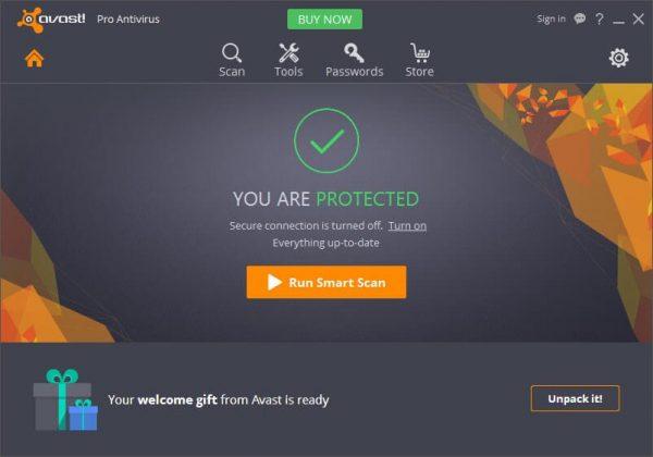 Avast Pro Antivirus 20.9.5758 Crack + License Key