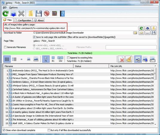 Bulk Image Downloader Crack 5.97.0 Full Download