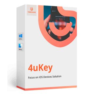 Tenorshare 4uKey Crack 3.0.4.2