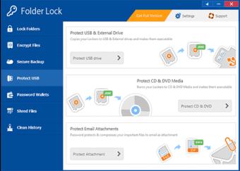 Folder Lock 7.8.5 Crack