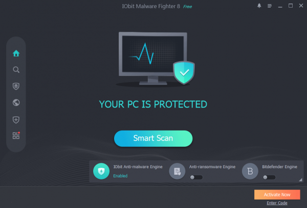 IObit Malware Fighter Pro 8.7.0.827 Crack & Patch 2021 Free