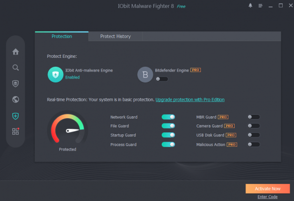IObit Malware Fighter Pro 8.7.0.827 Crack & Patch 2021