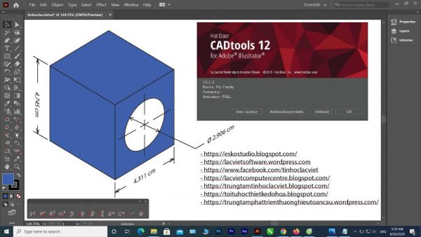Hot Door CADtools 12.2.6 Crack Full Key Free Download 2021