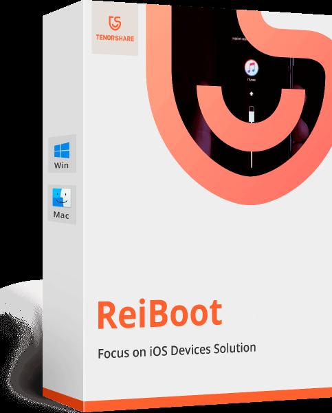 Tenorshare ReiBoot Pro Crack 8.0.12.4 & Serial Key Download [Latest]