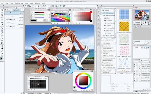 Clip Studio Paint EX 1.10.13 Crack