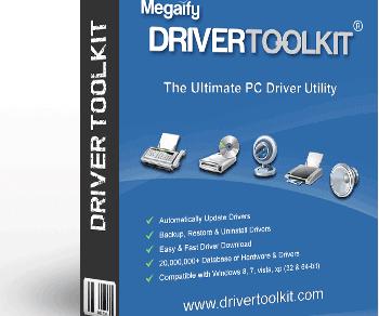 DriverToolkit 8.9 Crack