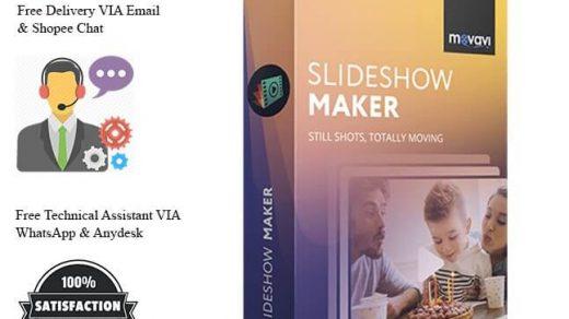 Movavi Slideshow Maker 7.2.1 Crack