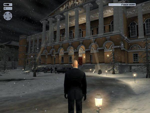 Hitman 2 Silent Assassin Game