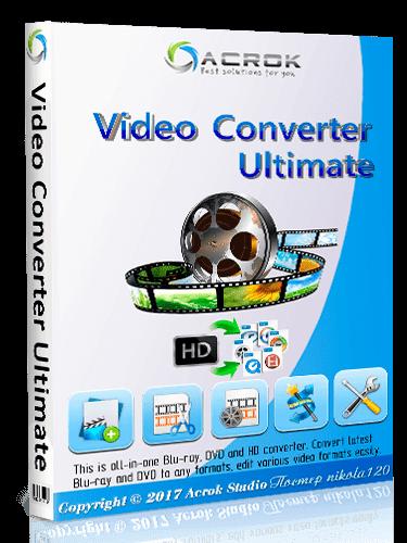 Acrok Video Converter 7.0.188.1699 Crack