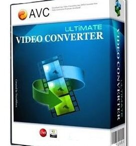 Any Video Converter Ultimate 7.1.3 Crack