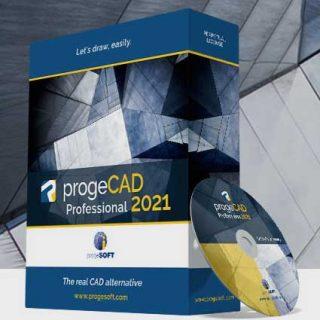 progeCAD 2021 Professional Crack