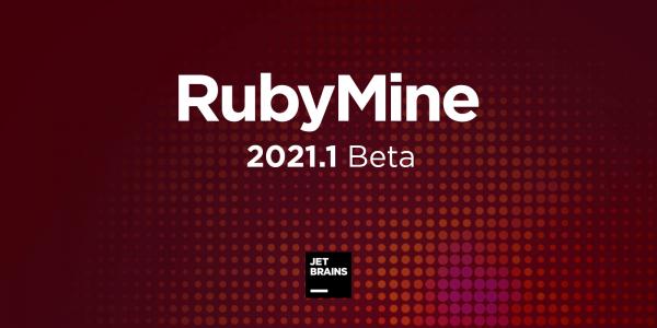 JetBrains RubyMine Crack v2021.1