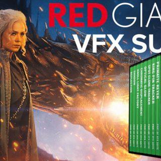 RED GIANT VFX CRACK